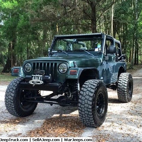 04 Wrangler Lj Unlimited Jeep Lj For Sale Jeep Tj Jeep Wrangler Tj