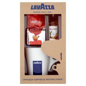 Lavazza Coffee Festive Syrup Gift Ideas Shopping Food