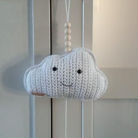 Wolk Muziekdoosjesuper Cute Voor Op De Babykamer Vanaf Vandaag