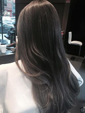Dark Ash Brown Grey Hair Google Search With Images Hair