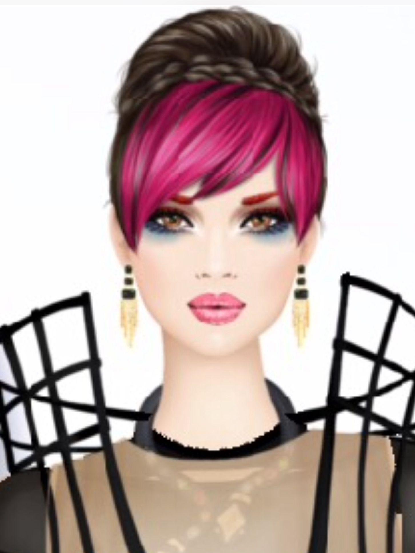 Skin Tone Light Olive Makeup Scarlet Letter