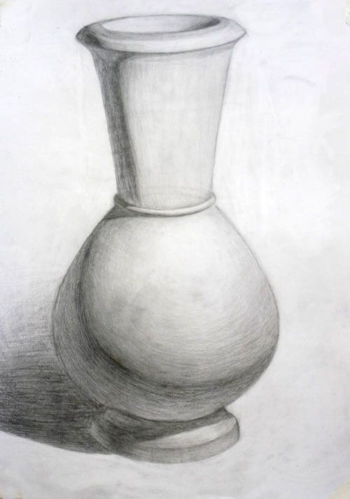 Новыйl Как научиться рисовать карандашом для начинающих ...