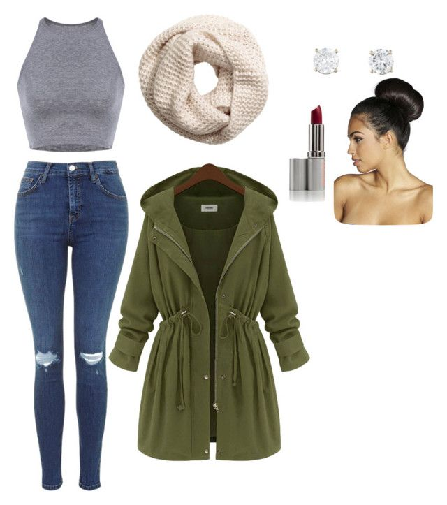 """""""Untitled #12"""" by caralosof on Polyvore featuring H&M and Boohoo"""