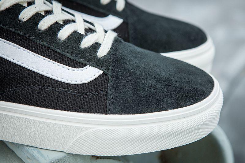 Vans Vault Og Old Skool Lx Spring Triploid Suede Canvas 36 4454 Vans Vans Vans Old Skool Sneaker Sneakers