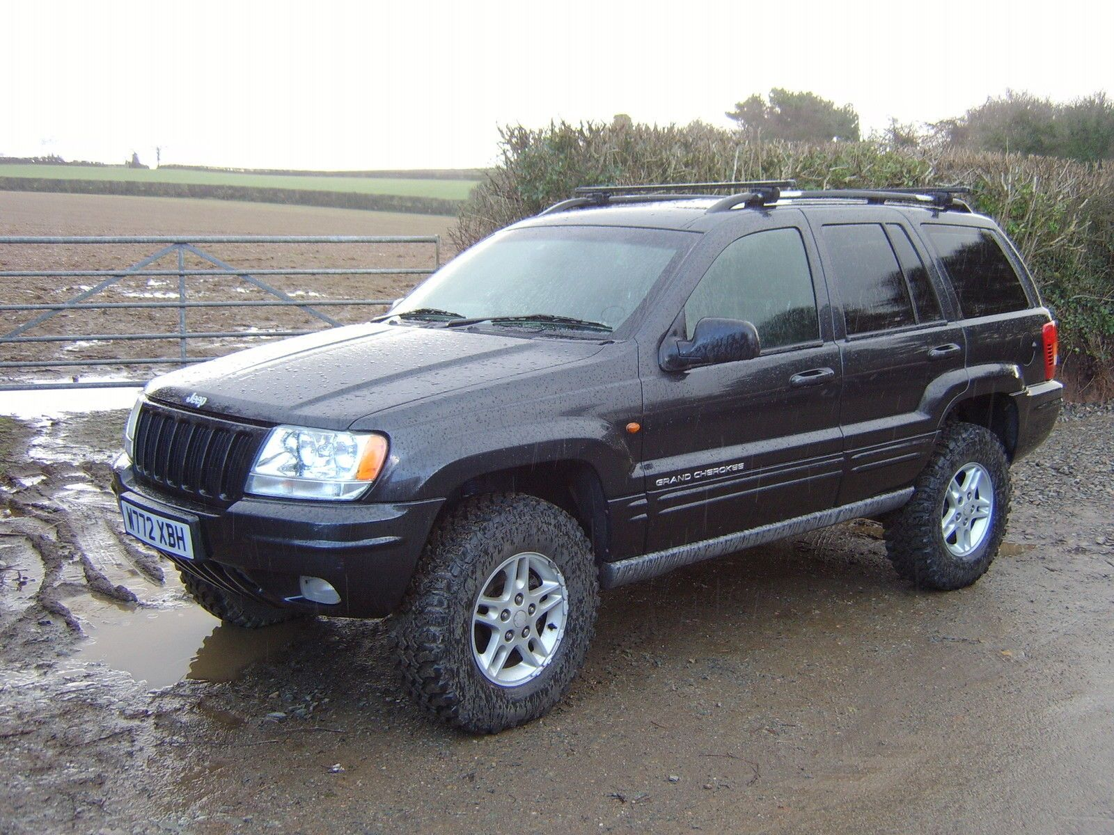 2000 Jeep Grand Cherokee Limited Black Ebay Jeep Grand