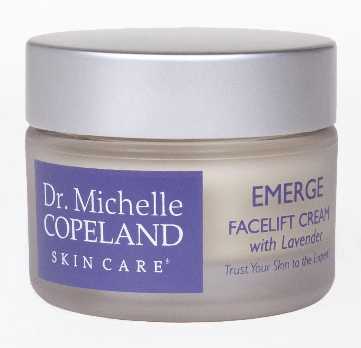 Emerge Facelift Cream Drcopelandskincare Com Facelift Cream Lavender Skin Care Skin Care