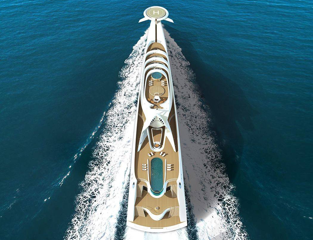 Lamage 01 Air Sea Luxury Yachts Yacht Builders