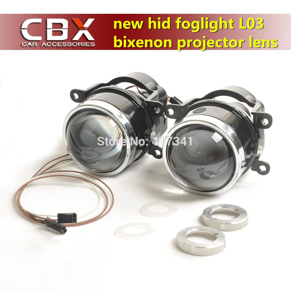 Cheapest Prices CBX Newest LEADER Bixenon Projector Lens Fog Lamp ...
