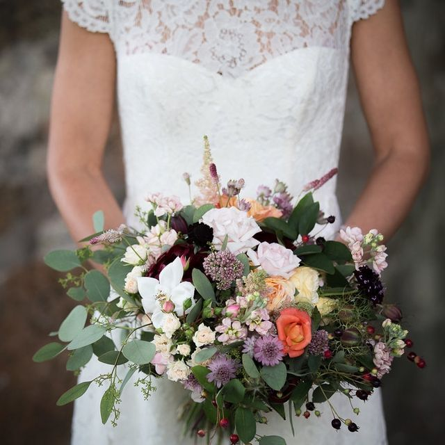 Photo of 40 Bridal Bouquets to Inspire Your Wedding (Sisters in Law – Wedding Inspiration)