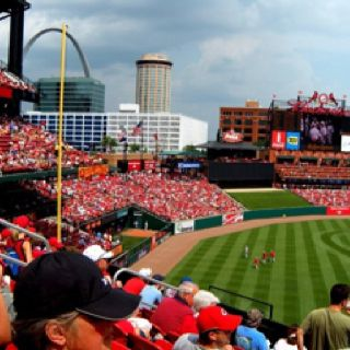 Busch stadium St Louis, MO | St louis, Busch stadium ...