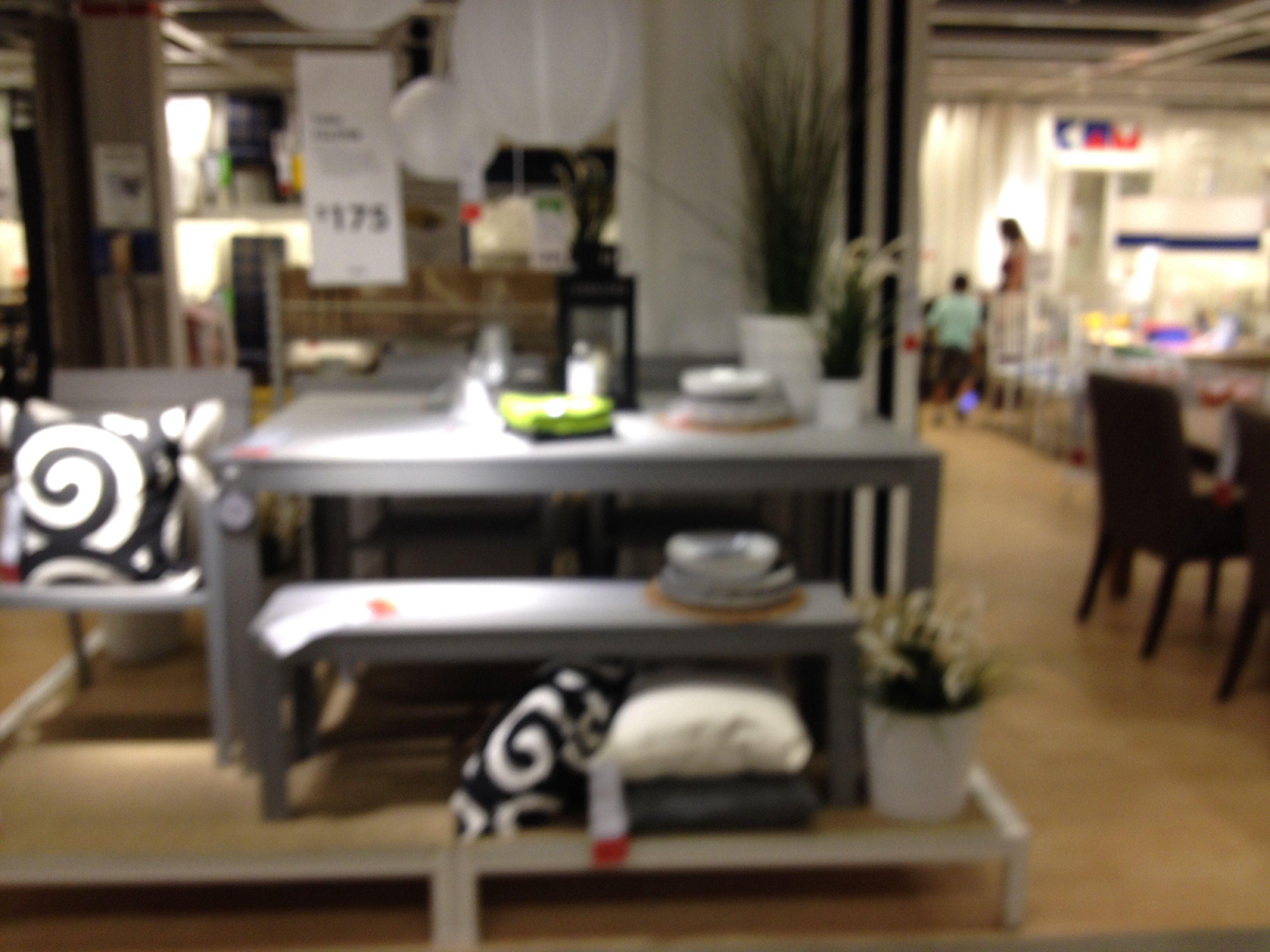 Glam esszimmer dekor indooroutdoor table and chairs at ikea  outdoor furniture