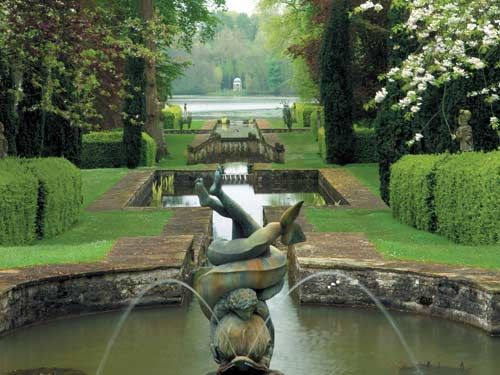 ravishing garden homes austin tx. The Water Garden at Buscot Park  Oxfordshire designed by Harold Peto Ravishing