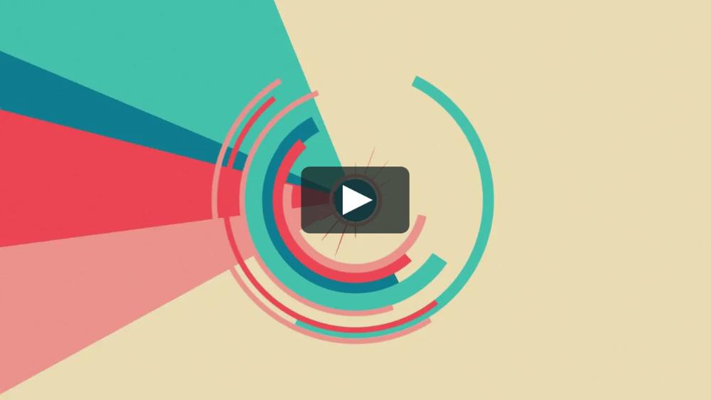 Personal Project Minimal 2d Geometric Animation 2d Animation Geometric Animation