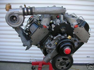 6 5 L 6 5l Diesel Engine W Optimizer Improved Block Heads Drop In Chevy 3500 Ebay Diesel Engine Diesel Detroit Diesel