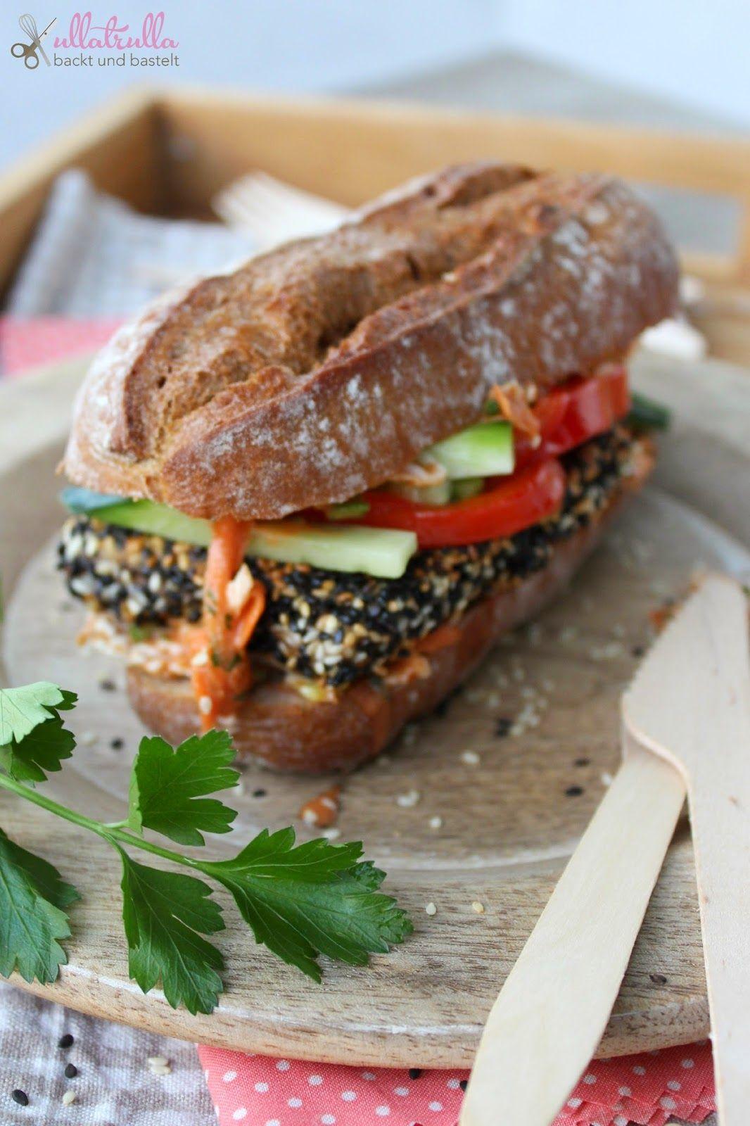 vegane asia burger aus vegan for fit attila hildmann. Black Bedroom Furniture Sets. Home Design Ideas