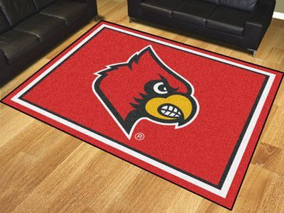 Area Rug - 8x10 - University of Louisville