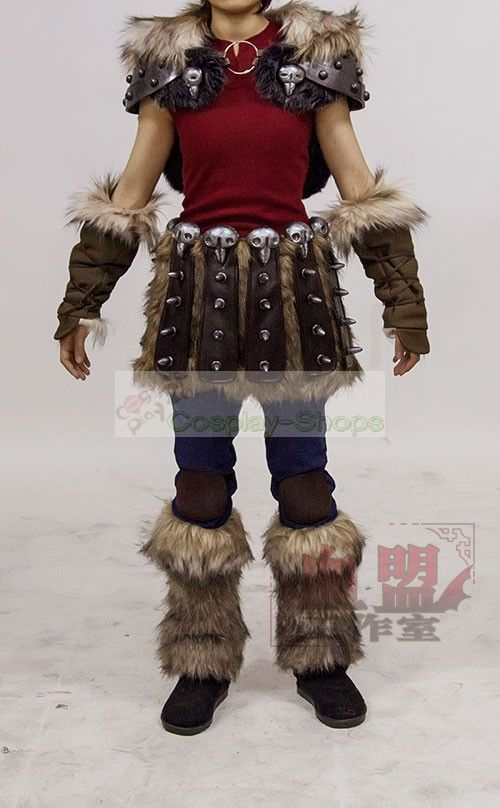 How To Train Your Dragon 2 Astrid Hofferson Full Cosplay Costume Astrid Costume Astrid Cosplay Dragon Costume