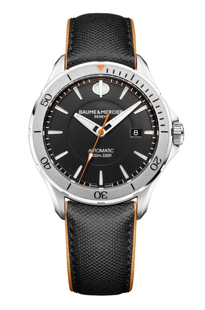 Baume & Mercier: Clifton, Ref. 10338