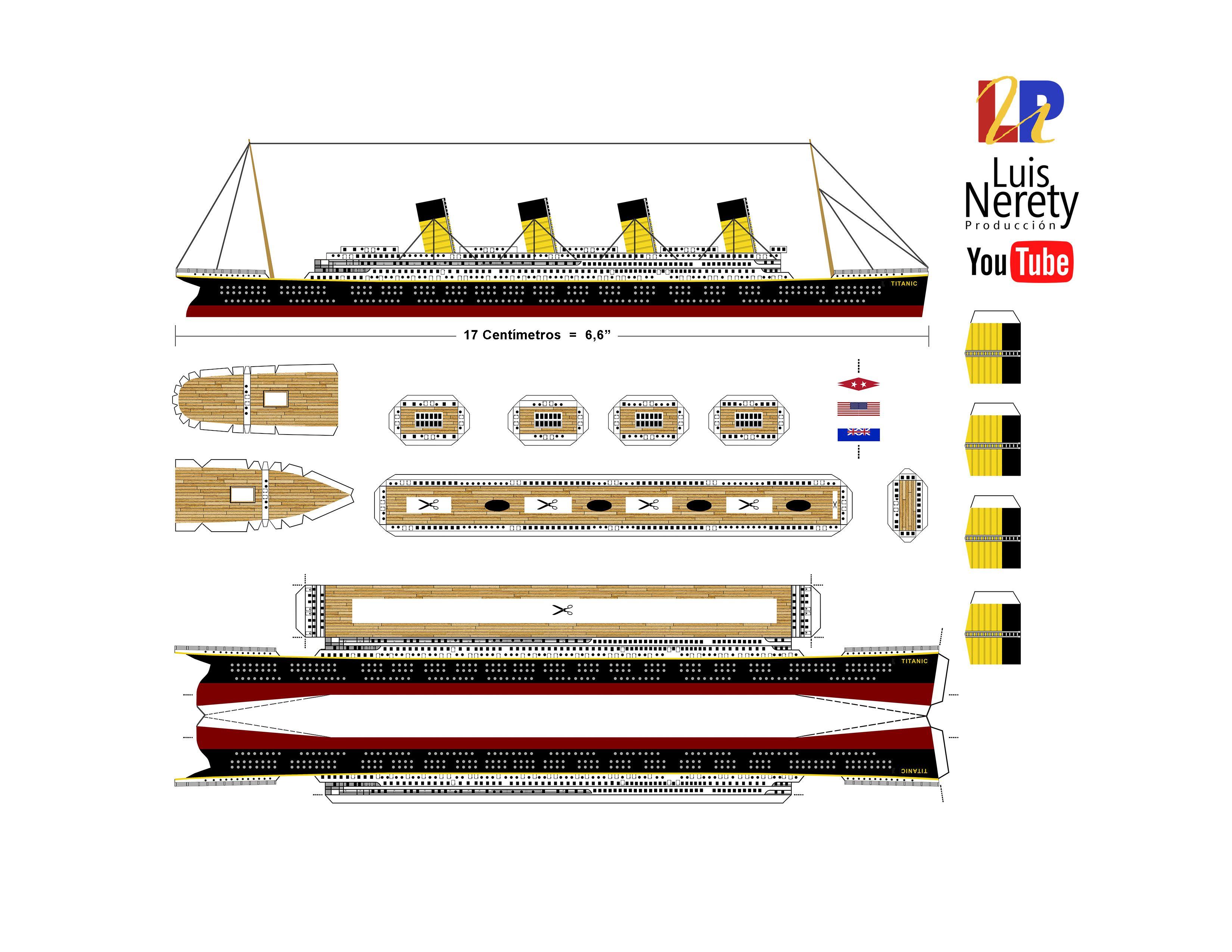 10 Ideas De Barcos De Papel Barcos De Papel Modelo De Papel Maquetas De Papel