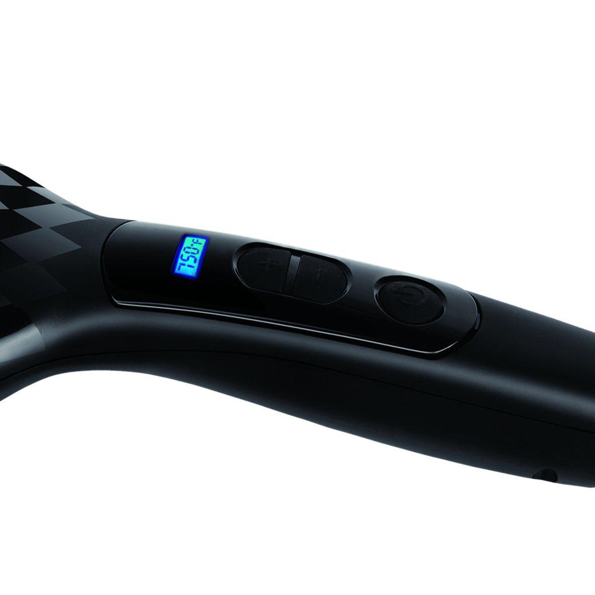Infiniti Pro By Conair Diamond Infused Ceramic Smoothing Hot Brush Hair Brush Straightener Straightening Brush Conair
