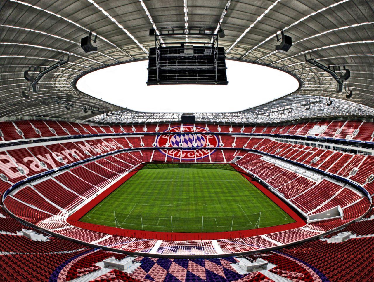 allianz arena with red seats bastian schweinsteiger pinterest fc bayern m nchen bayern. Black Bedroom Furniture Sets. Home Design Ideas