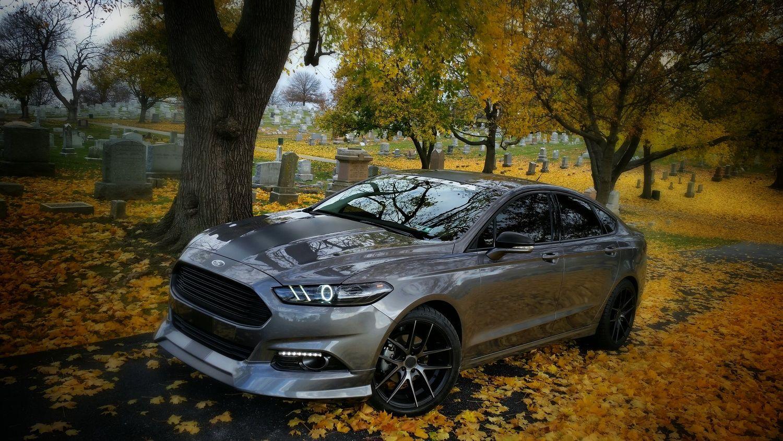 Steeda Fusion 4 Jpg Ford Fusion Custom Fusion Sport Ford Fusion