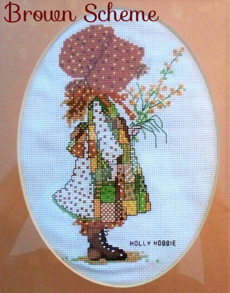 Cross Stitch Chart Holly Hobbie 8