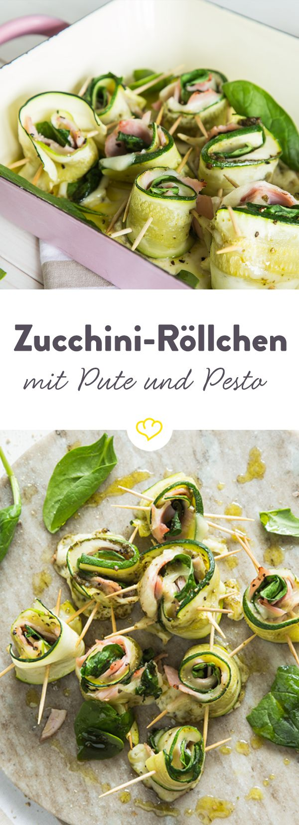 mahlzeit 30 leckere lunch rezepte f r jeden tag rezepte pinterest low carb zucchini. Black Bedroom Furniture Sets. Home Design Ideas