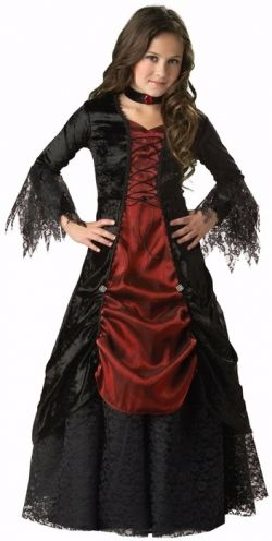If you are looking for the perfect girls vampire costume then look no further. Right here you can find Gothic, Sassy, Victorian, and many more...