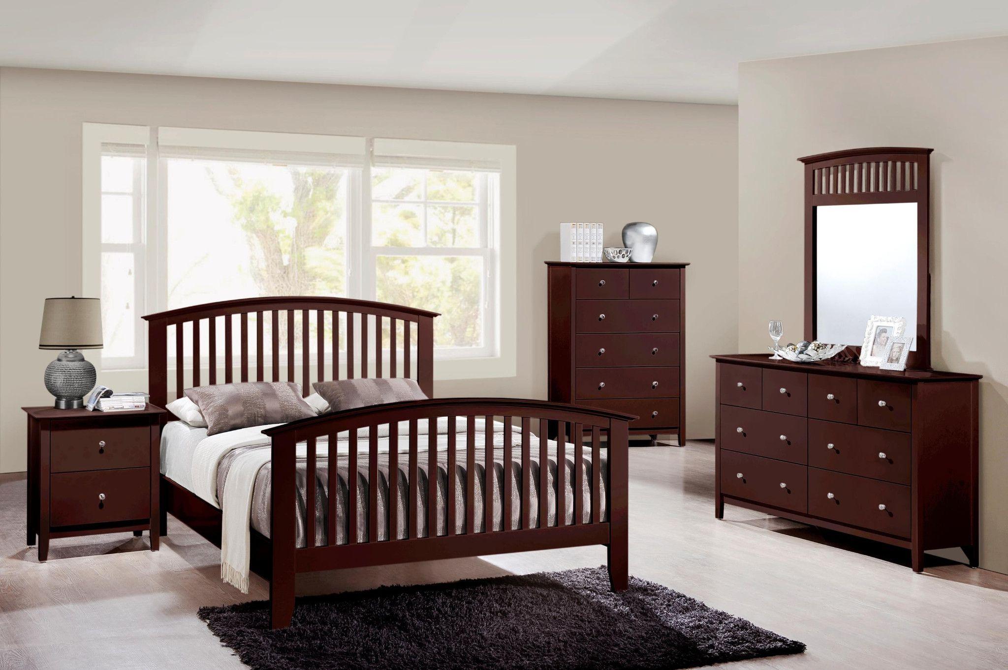 Lawson 4 Piece Bedroom Suite $4.4 Full or Queen $4.4 King