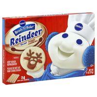 Pillsbury Reindeer Cookies Google Search Pillsbury Holiday