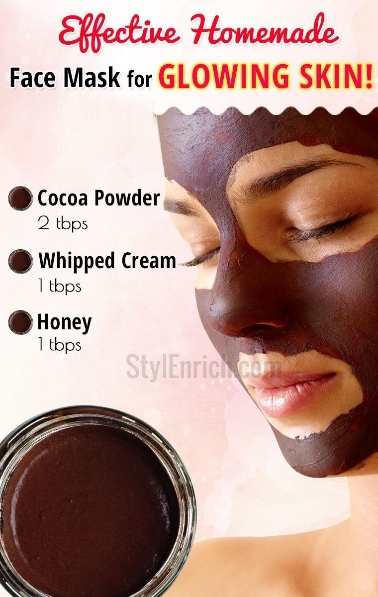 Very Effective Homemade DIY Face Mask for Glowing Skin