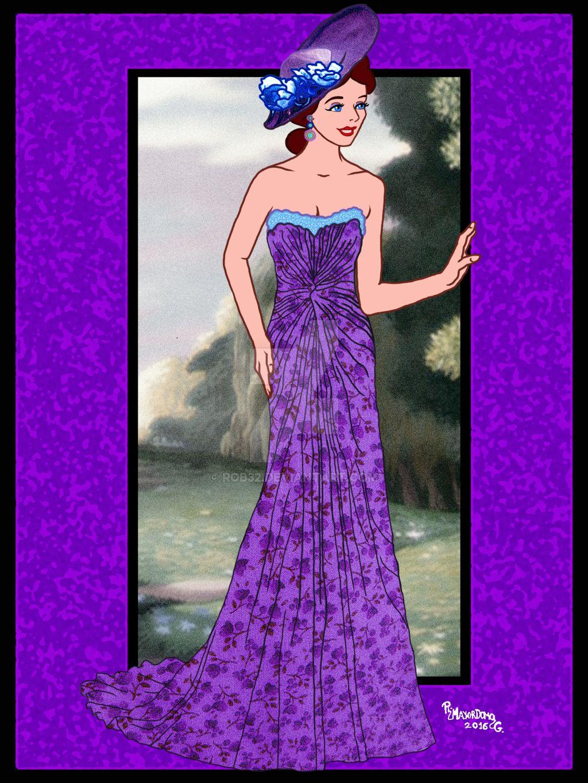 Dorable Belle Vestido De Novia Disney Inspiración - Vestido de Novia ...