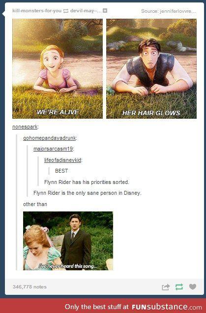 Flynn Rider. - FunSubstance