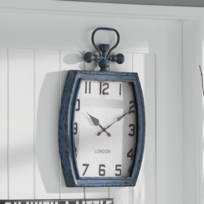 So many clocks, so little time!... wait, no pun intended.