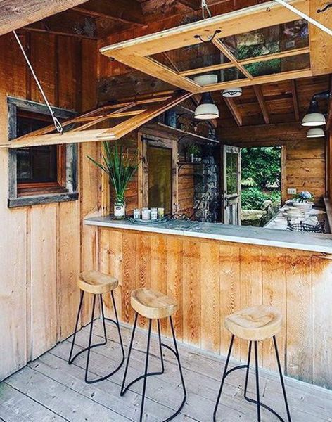 Backyard Bar Shed Designs | shed bar | Pinterest | Backyard bar ...