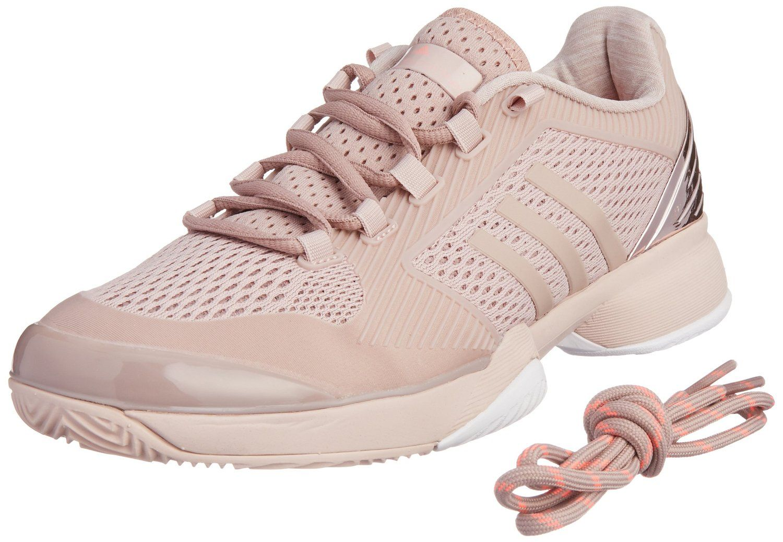 adidas Stella McCartney Barricade Ladies Tennis Shoe, Light
