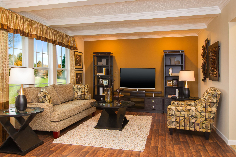 Geometric Metropolitan Home Decor Style with Contemporary