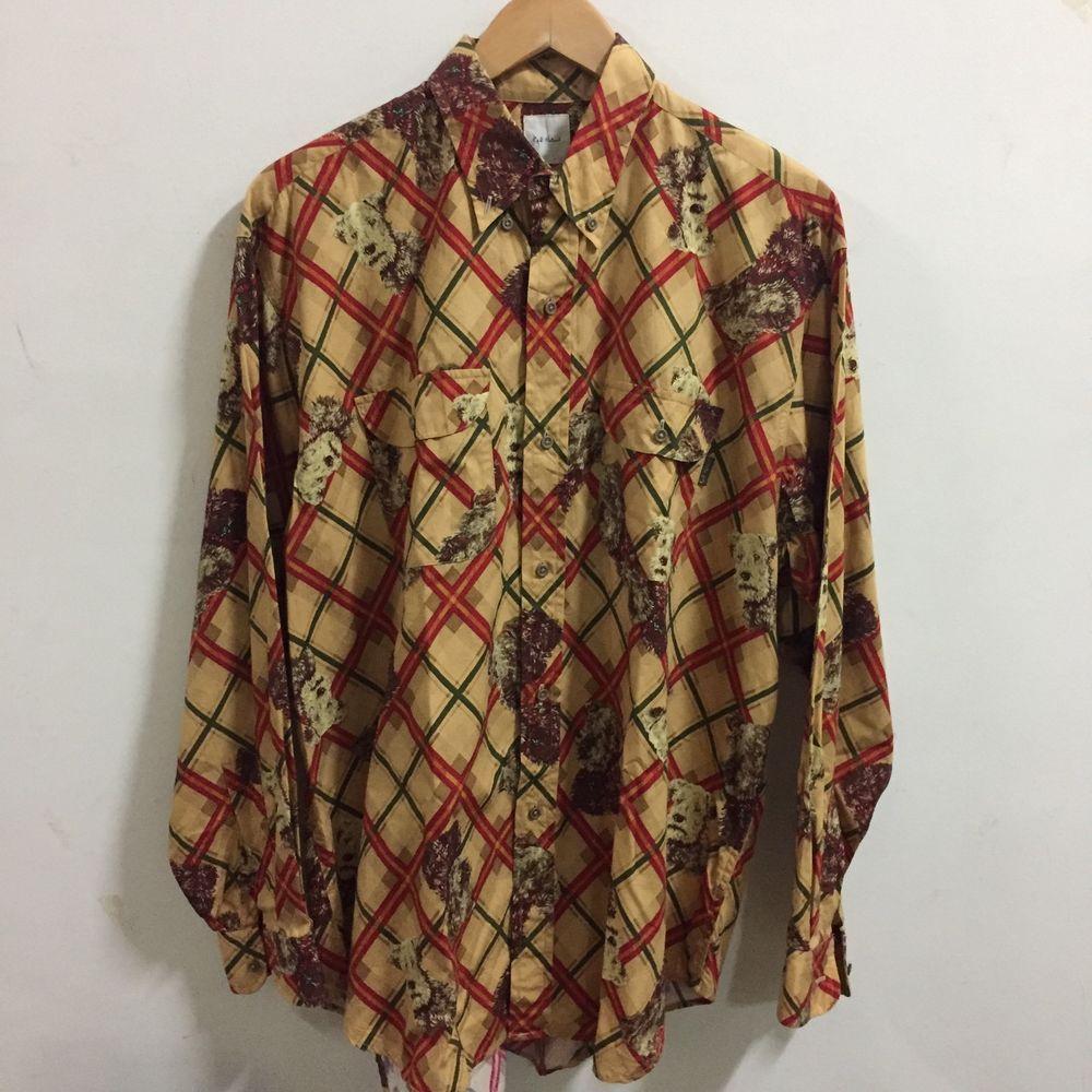 b67de2e87e494 Karl Helmut Cotton Long Sleeves Shirt Size XXL | eBay ...