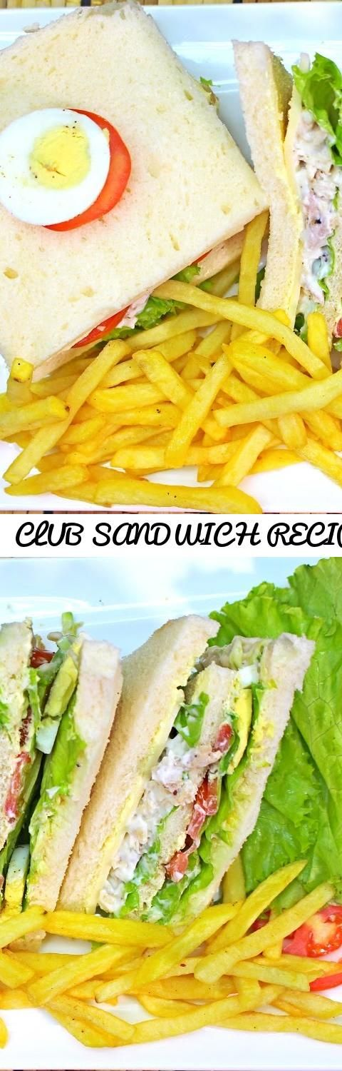 Club Sandwich Recipe Tags Club Sandwich Club Sandwich Recipe