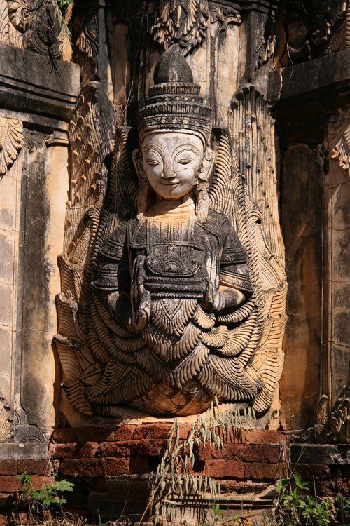 Tharkong, Burma