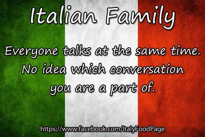 Funny Quotes About Family Issues: Yeah, You Typically Engage In Two Or Three Conversations