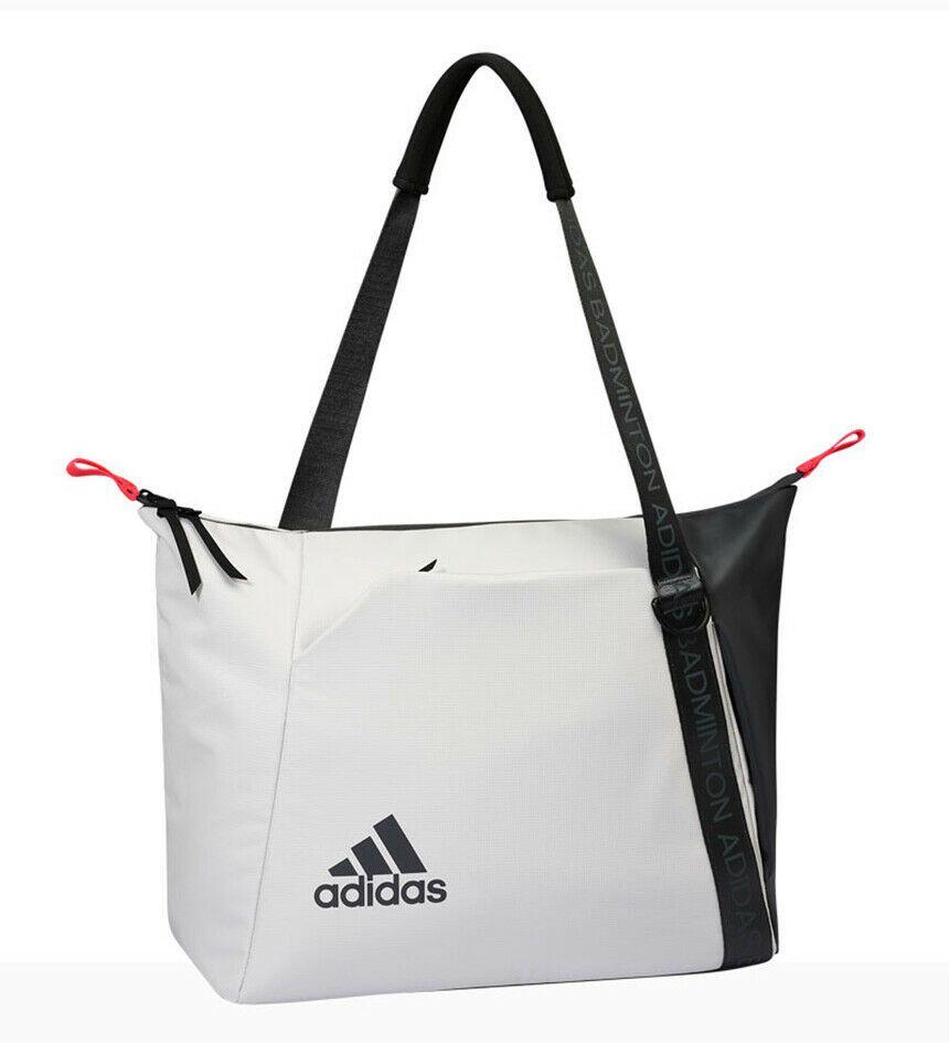 Adidas Vs3 Badminton Shoulder Bag Raw White Racket Rucksack Racket Bg940711 Adidas Messengershoulderbag Badminton Bag Bags Holdall Bag