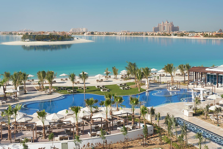 Waldorf Astoria Dubai Palm Jumeirah hotel review