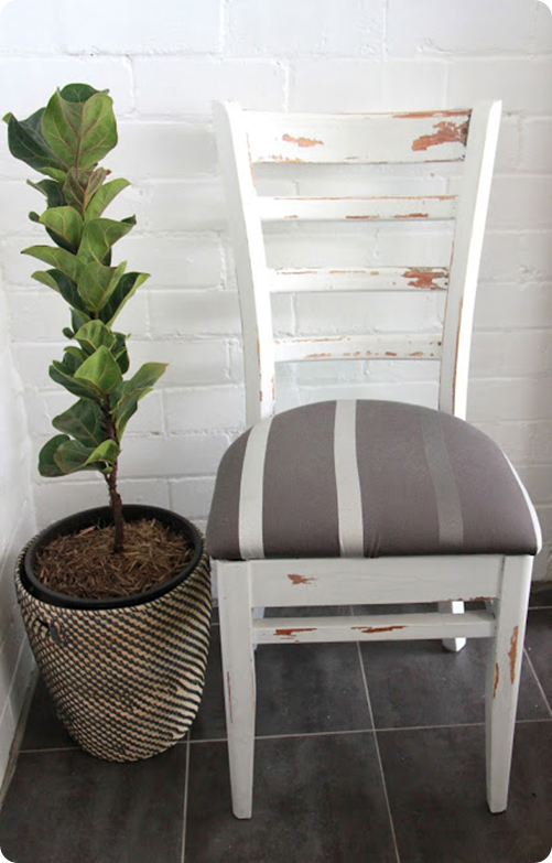 Shabby Chic Roadside Rescue Chair
