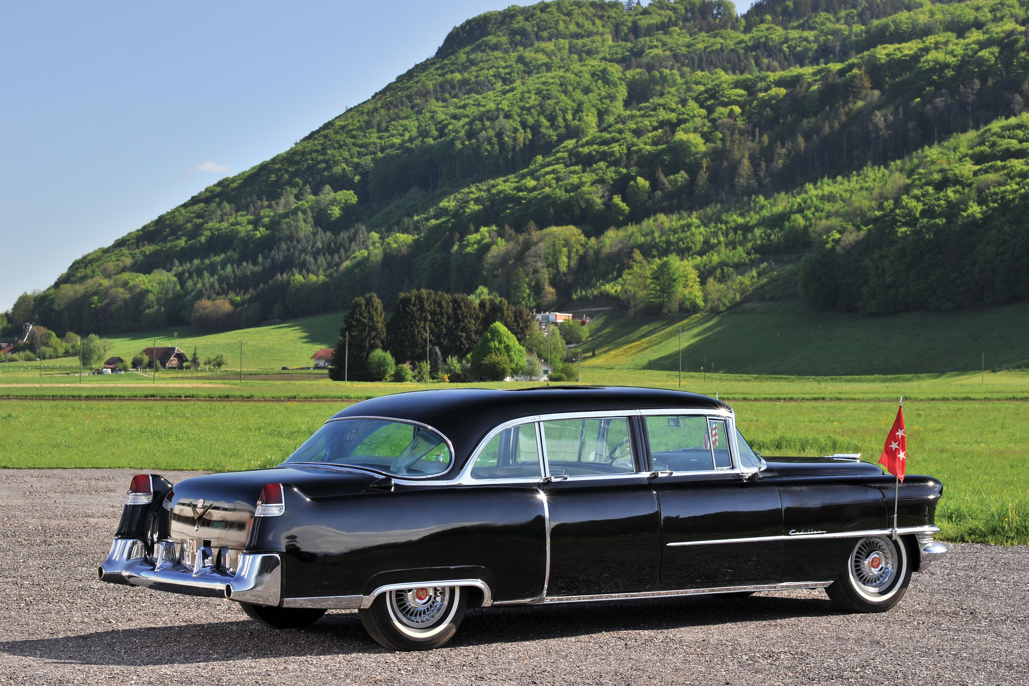 1955 Cadillac Fleetwood Seventy-Five Presidential Limousine by Hess ...