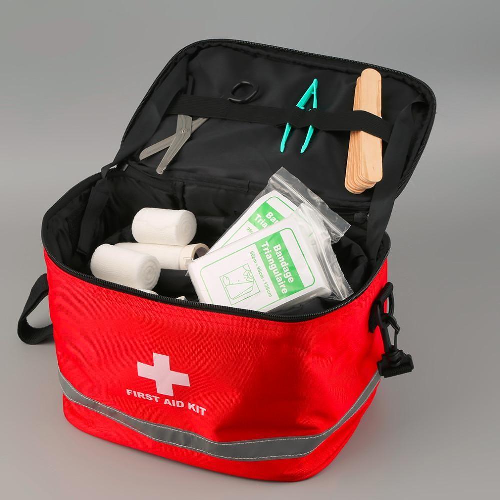 Allpurpose first aid kit 122pc wild deals club
