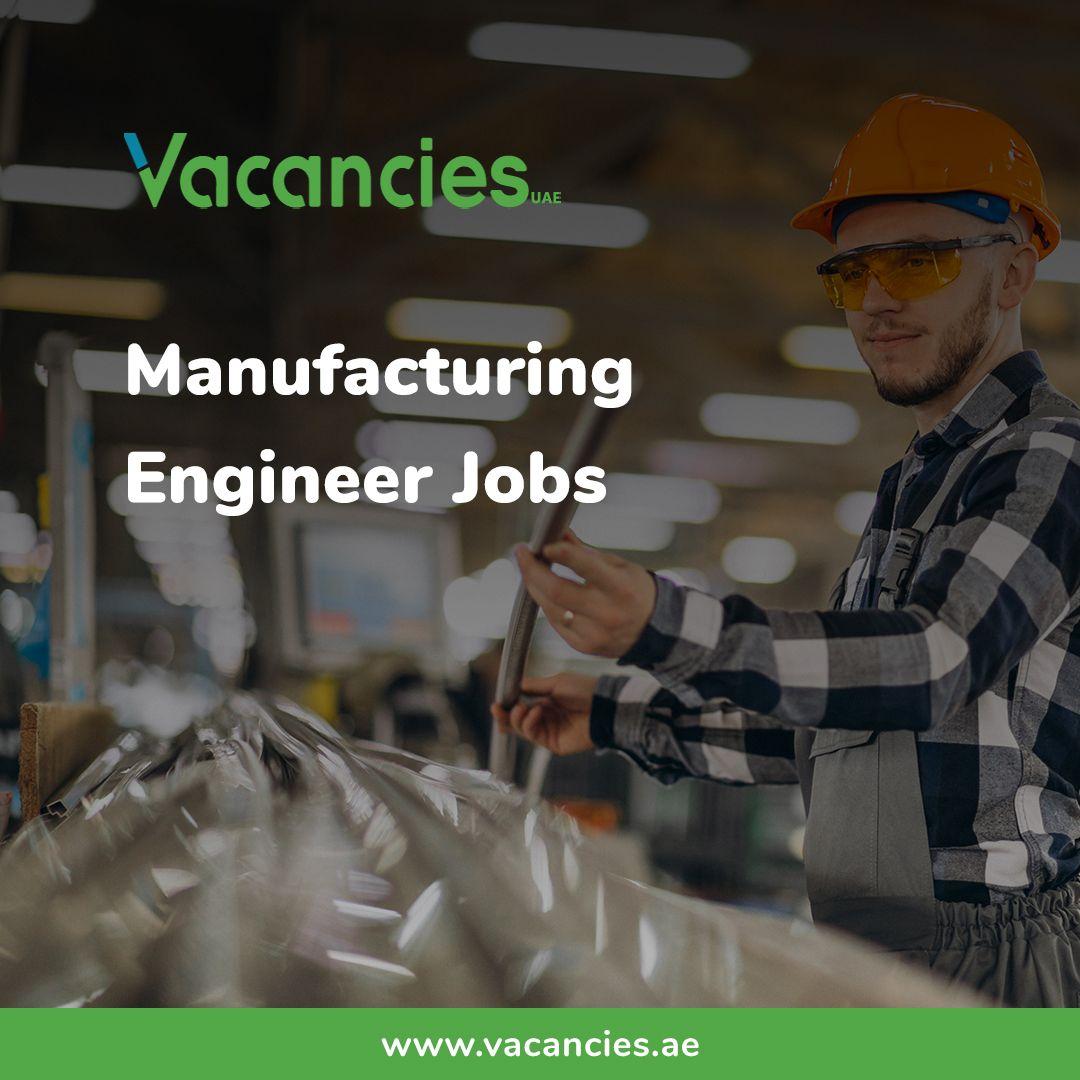 Latest Cnc Manufacturing Engineer Jobs In Uae Mechanical Engineer