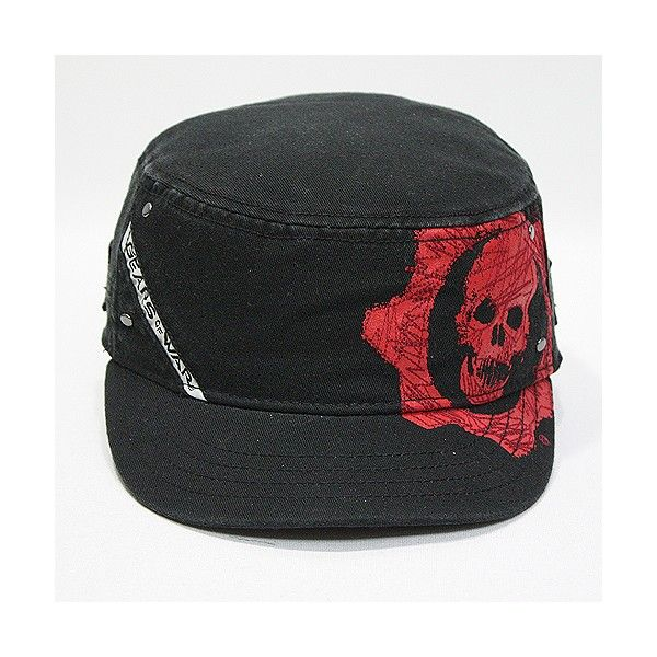 Gears of War Cadet Hat - Black | Hats! | Gears of war, Hats