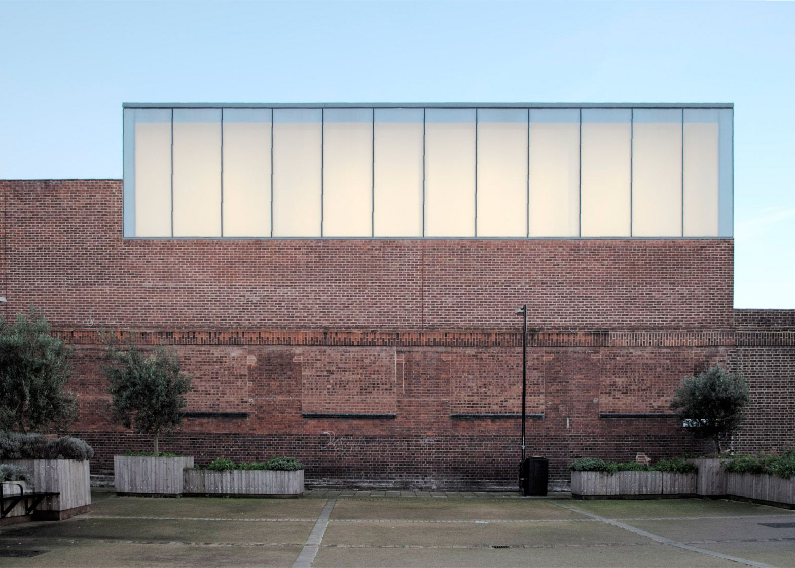Caseyfierro completes Anish Kapoor's London studios. Anish KapoorBrick  ArchitectureFactory ...